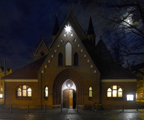 17 - Konzert in der Pfarrkirche Pankow am 2.12.2017