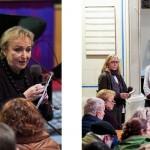 20 - Konzert in der Pfarrkirche Pankow am 2.12.2017 mit dem »Ensemble Olivinn«