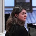 24 - Konzert in der Pfarrkirche Pankow am 2.12.2017 mit dem »Ensemble Olivinn«