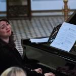 26 - Konzert in der Pfarrkirche Pankow am 2.12.2017 mit dem »Ensemble Olivinn«