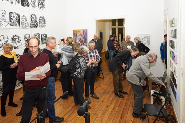 4 - Ausstellungseröffnung am 24.11.2017