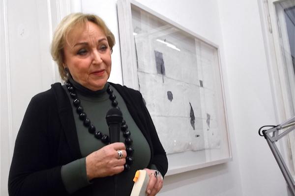 42 - »Fremd zieh ich wieder aus« 12.1.2018, Begrüßung: Monika Wellershaus