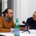 44 - Fremd zieh ich wieder aus - 12.01.2018, Gast: Yamen Hussein, Referent: Tobias Roth