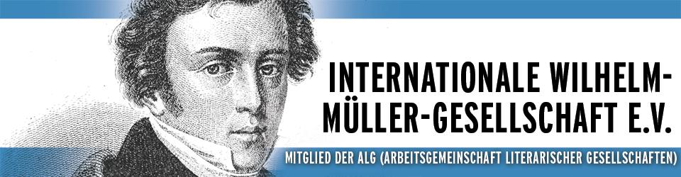 Internationale Wilhelm-Müller-Gesellschaft e.V.